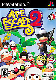 Ape Escape 2, Good PlayStation2, Playstation 2 Video Games