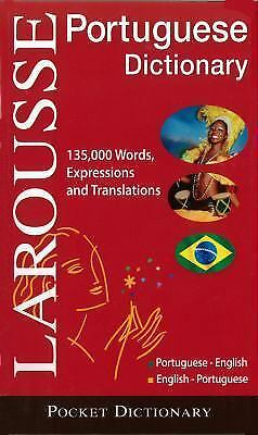 Larousse Pocket Dictionary : Portuguese-English / English-Portuguese by