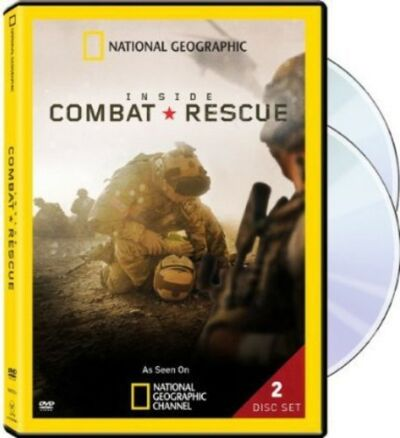 Inside Combat Rescue, Very Good DVD, Various, National Geographic
