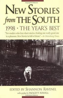 New Stories from the South 1998 : The Year's Best (New Stories from the South)