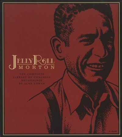 Complete Library of Congress Recordings, Morton, Jelly Roll, Very Good Original