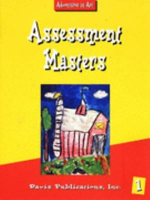 Elementary Art Resources: Assessment Masters, Level 1 (Adventures in Art), , Ver