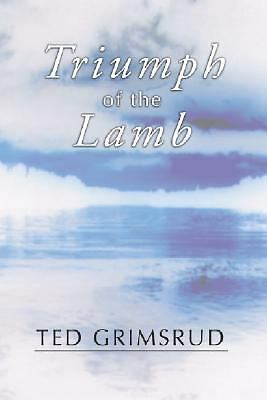 Triumph of the Lamb, Ted Grimsrud, Very Good Book