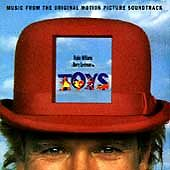 Toys: Music From The Original Motion Picture Soundtrack - Grace Jones, Frankie G