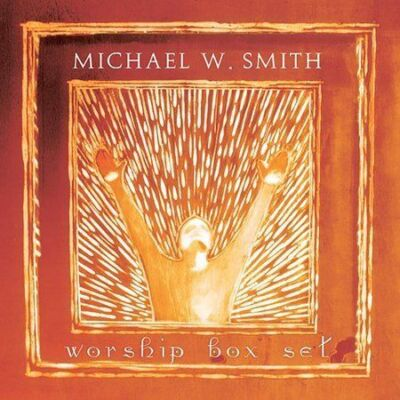 Worship Box Set - Michael W. Smith - Audio CD - Very Good Condition