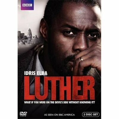 Luther (DVD, 2010, 2-Disc Set)