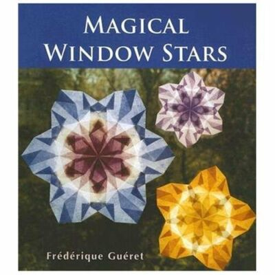 Magical Window Stars, Gueret, Frederique, Very Good Book