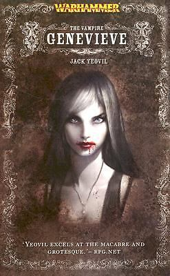 The Vampire Genevieve (Warhammer Novels) by Jack Yeovil
