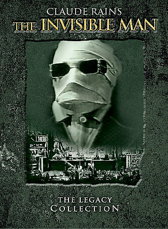 The Invisible Man - The Legacy Collection (The Invisible Man/Invisible Man Retu
