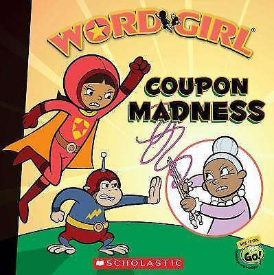 Coupon Madness (Wordgirl) by Auerbach, Annie