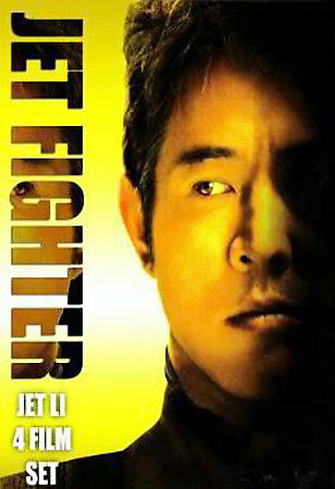 Jet Fighter: Jet Li 4 Film Set by