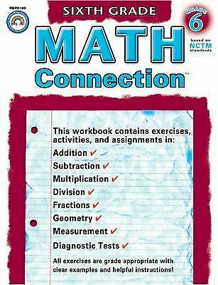 Math Connection™, Grade 6 (Connections™ Series) by