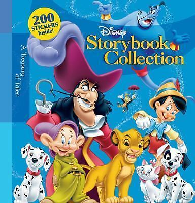 Disney Storybook Collection (Disney Storybook Collections) by
