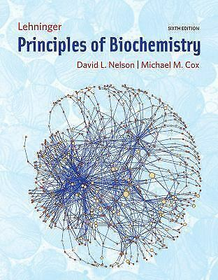 Lehninger Principles of Biochemistry (Nelson and Cox) 6th ed. Instructor Copy