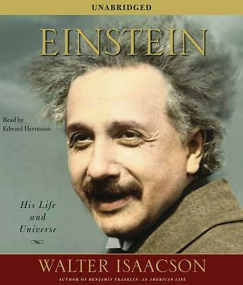 Einstein: His Life and Universe, Isaacson, Walter, Books