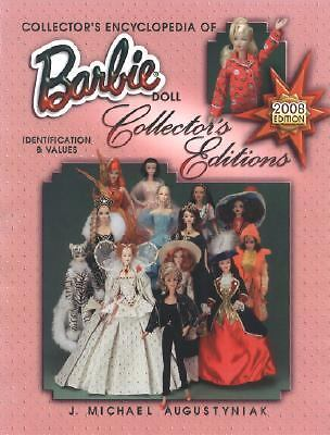 BARBIE DOLL COLLECTORS ENCYCLOPEDIA Identification & Values New w/*rm