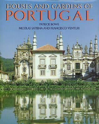 Houses & Gardens of Portugal, Bowe, Patrick, Books