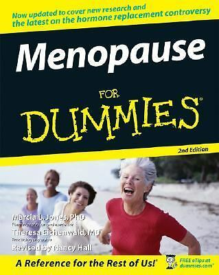 Menopause For Dummies (For Dummies (Health & Fitness))