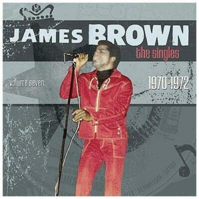 James Brown The Singles, Vol. 7: 1970-1972 2CD 2009 Ltd. ed. NEW/UNPLAYED
