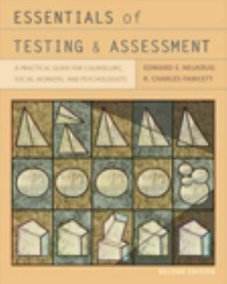 Essentials of Testing and Assessment: A Practical Guide for Counselors, Social