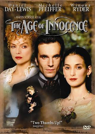 Age of Innocence by Daniel Day Lewis, Michelle Pfeiffer, Winona Ryder, Richard