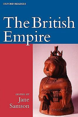 The British Empire (Oxford Readers), , Good Book