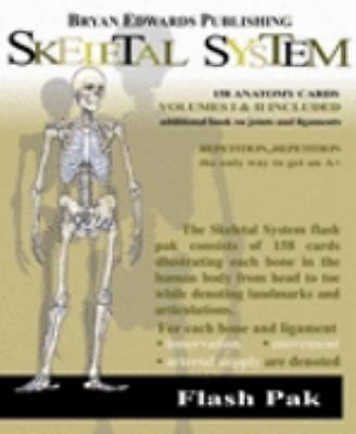 Skeletal System (Flash Paks), Flash Anatomy, Good Book