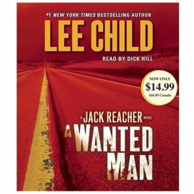 A Wanted Man: A Jack Reacher Novel, Child, Lee, Good Book