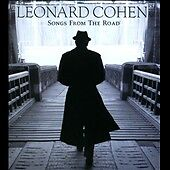 Leonard Cohen Songs from the Road 2010 DVD + CD NEW/SEALED