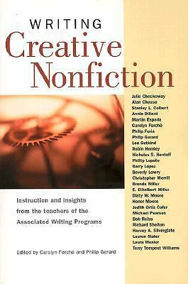 Writing Creative Nonfiction, , Very Good Book