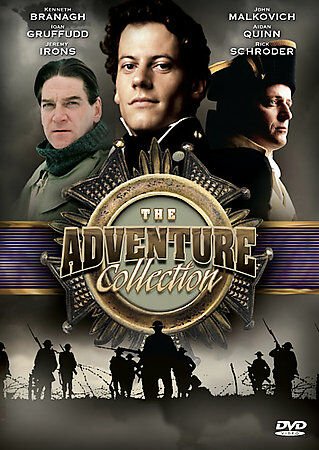The A&E Adventure Collection (Benedict Arnold / Horatio Hornblower / Shackleton