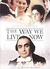 The Way We Live Now, Very Good DVD, David Suchet,