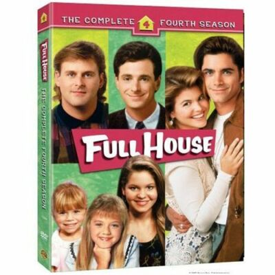 Full House: The Complete Fourth Season, DVD, Bob Saget, John Stamos, Dave Coulie
