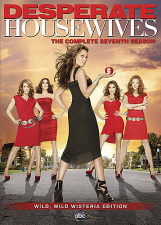 Desperate Housewives: The Complete Seventh Season, DVD, Marcia Cross, Felicity H