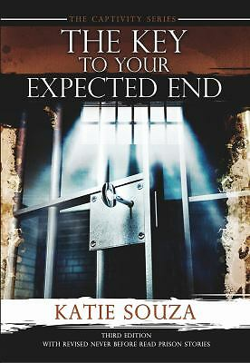 The Captivity Series: The Key To Your Expected End, , Acceptable Book