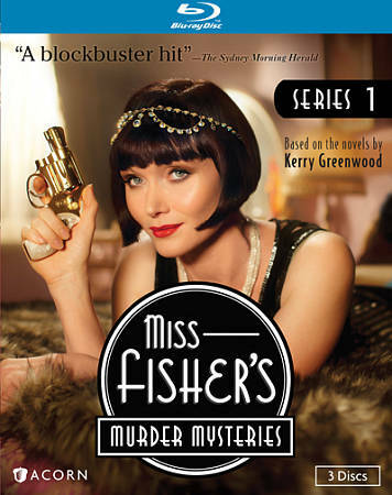 Miss Fisher's Murder Mysteries 1 [Blu-ray], DVD, , , Widescreen, Subtitled, NTSC