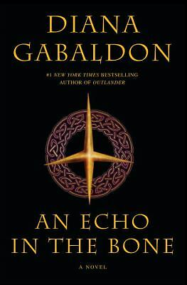 An Echo in the Bone: A Novel (Outlander), Diana Gabaldon, Good Book