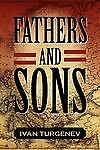 Fathers and Sons, Turgenev, Ivan, Very Good Book
