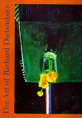 The Art of Richard Diebenkorn, Livingston, Jane, Very Good Book