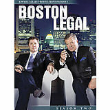 Boston Legal - Season 2, DVD, Boston Legal, Boston Legal, Full Screen, Color, Do