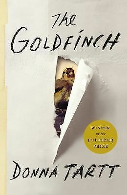 The Goldfinch: A Novel (Pulitzer Prize for Fiction), Tartt, Donna, Excellent Boo