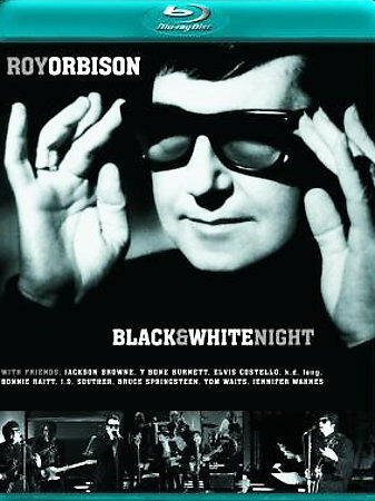 Roy Orbison and Friends - Black and White Night (Blu-ray Disc, 2008)