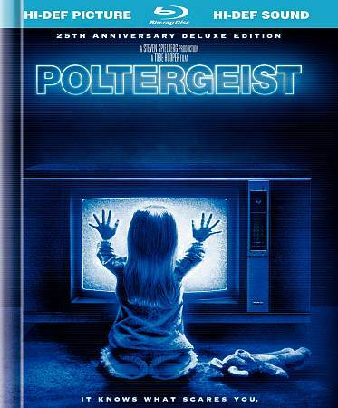 Poltergeist (Blu-ray Disc, 2008, Canadian; French)