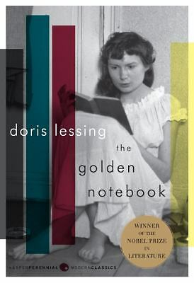 The Golden Notebook: A Novel, Lessing, Doris, Very Good Book