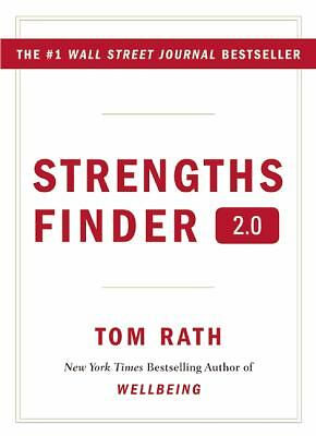 StrengthsFinder 2.0, Tom Rath, Very Good Book