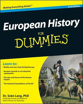European History For Dummies, , Excellent Book