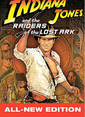 Indiana Jones and the Raiders of the Lost Ark (Special Edition), DVD, Harrison F