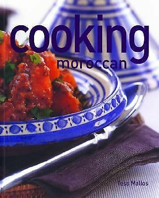 COOKING MOROCCAN Tess Mallos NEW