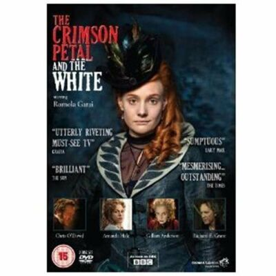 THE CRIMSON PETAL AND THE WHITE, DVD, Gillian Anderson, Shirley Henderson, Amand