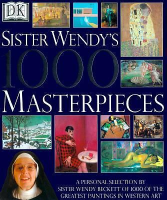 Sister Wendy's 1000 Masterpieces, Wendy Beckett, Very Good Book